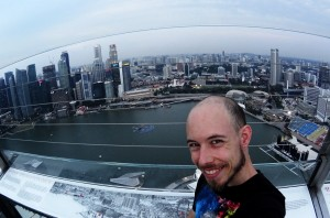 Obligatory Skyline Selfie